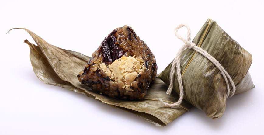 養生芡實蜜棗粽
