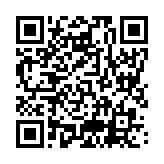 國民健康署網站-活躍老化QRcode