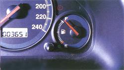 汽油量檢查