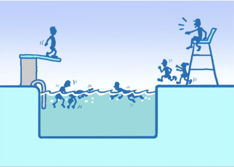 游泳池安全要點